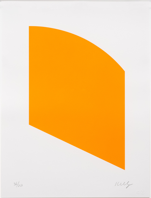 , 'Orange,' 2004, Leslie Sacks Gallery