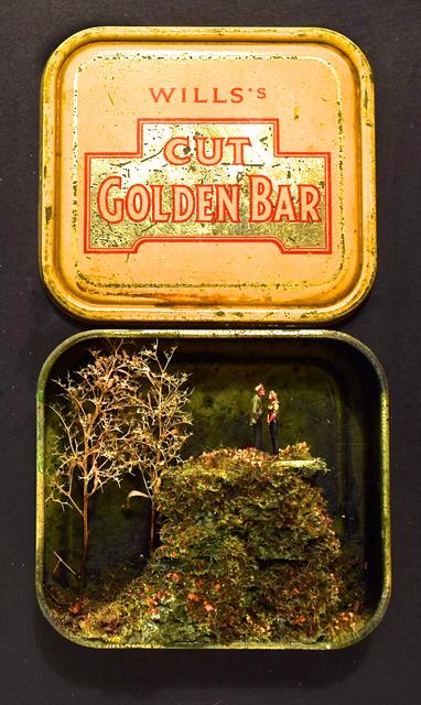 , 'Golden Bar IV,' 2018, Hicks Gallery