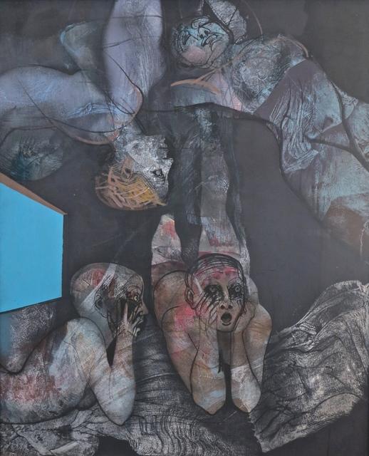 guillermo ceniceros, 'Quattro Mujeres Reclinados', 1994, MLA Gallery