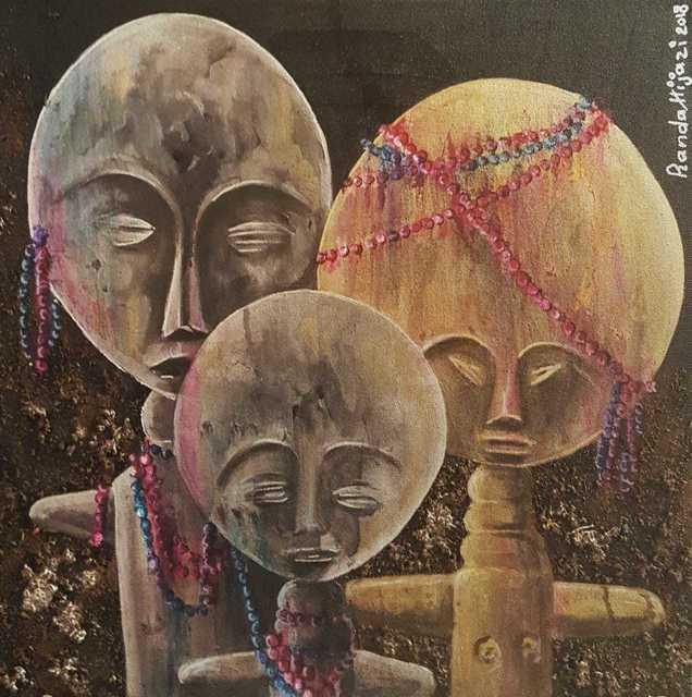 , ' جزر القمر / Comoros ,' 2018, Afkar Gallery
