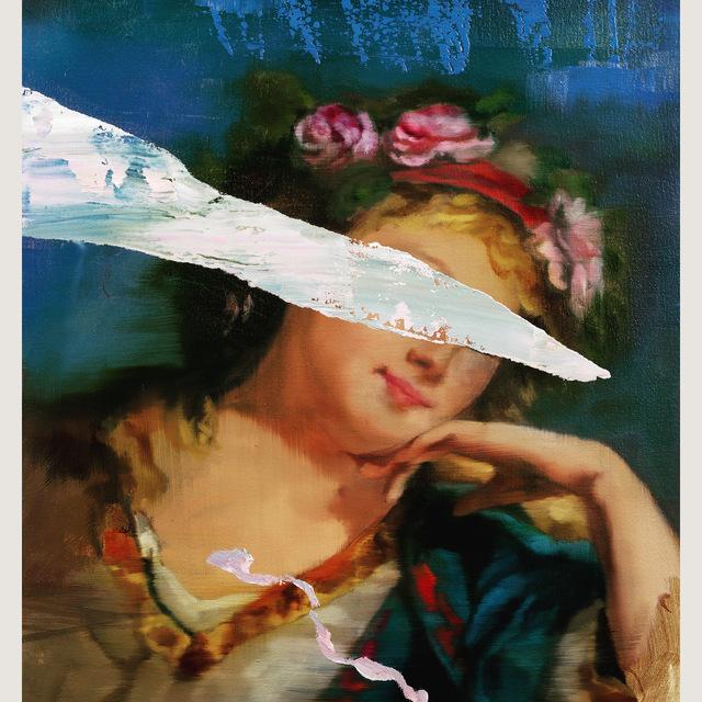 Simon Casson, 'Vaor of the Mizmaze', 2021, Painting, Oil on Canvas, Long & Ryle