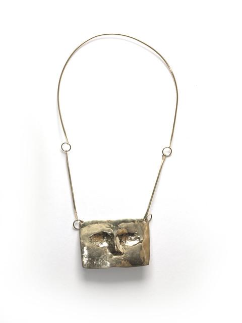 , 'Pectoral Necklace,' 1980, Pangolin