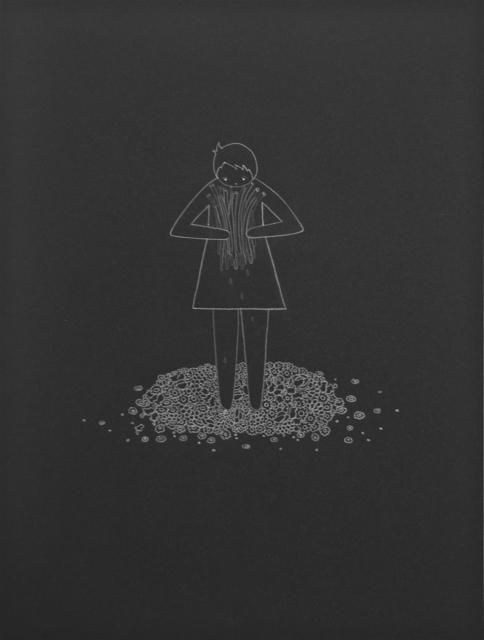 , 'Flowers on the Ground,' , Lois Lambert Gallery