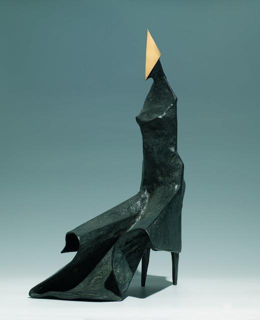 , 'Maquette III High Wind,' 1980, Osborne Samuel