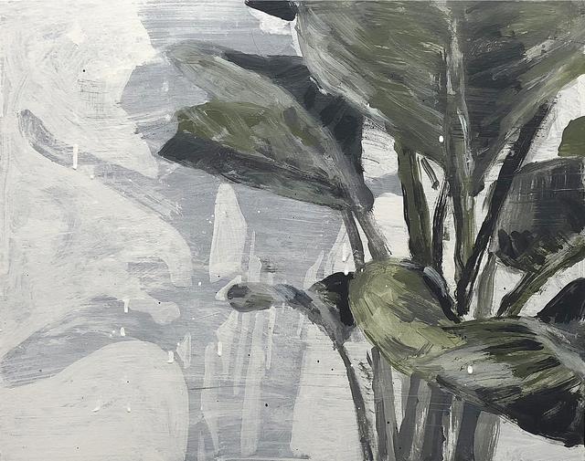 , 'Tropical Plant,' 2018, Gallery Jones