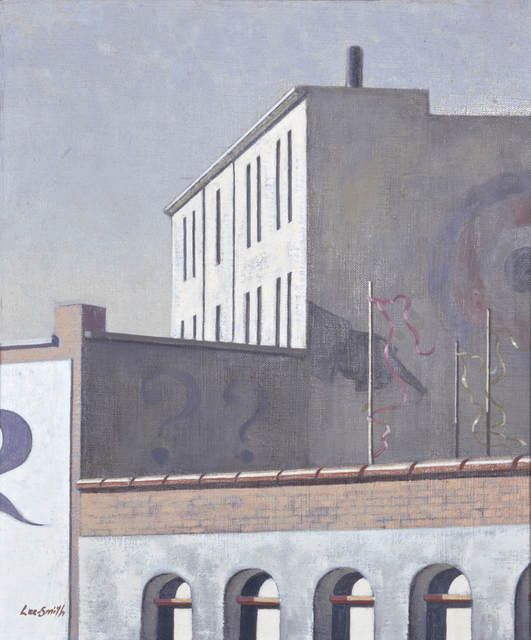 Hughie Lee-Smith, 'Festive Vista', 1980, The Studio Museum in Harlem
