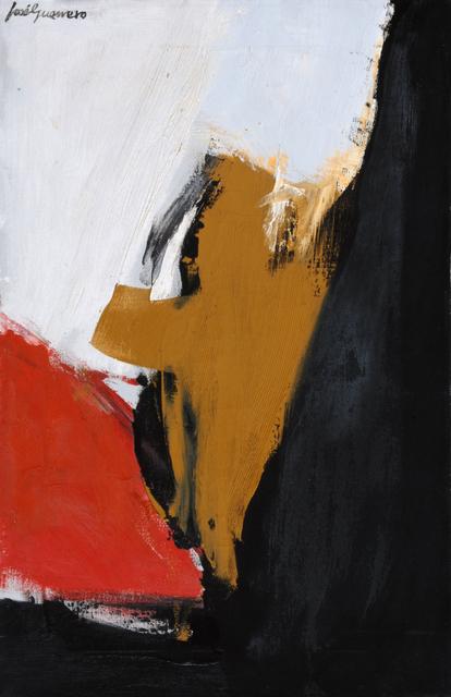 , 'Andalucía, rojo y negro,' 1964, Galería Cayón