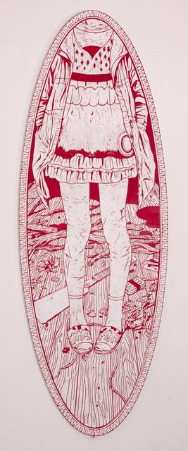 , 'Girl,' 2013, Micheko Galerie