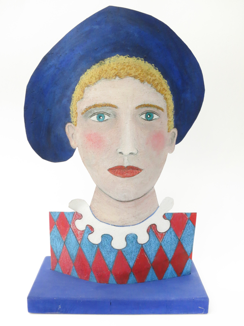 , 'Arlequin biface,' 2012, Modernism Inc.