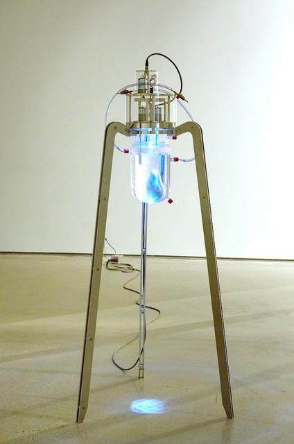 , 'FLARE,' 2014, Gallery Baton