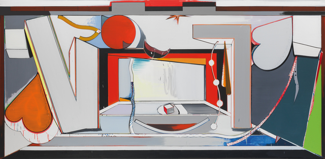 , 'VT Bühne,' 2010, Collezione Maramotti