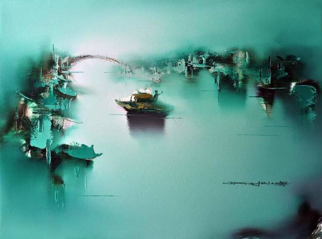 , '晨霭 Fog of The Morning,' 2107, Art WeMe Contemporary Gallery