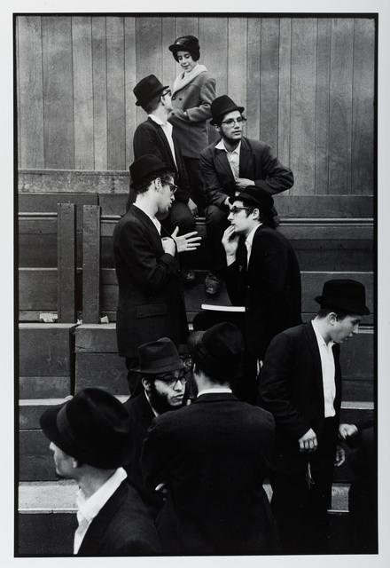 Leonard Freed, 'New York', 1954, Gallery 270