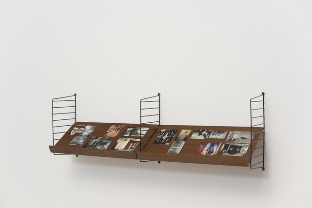 , 'Discrepancies with Carlo Molino,' 2007, Galeria Luisa Strina