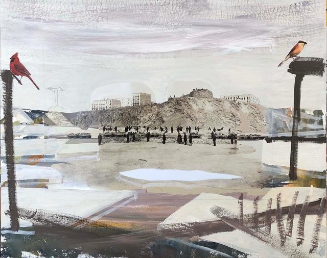 , 'Pájaros,' 2017, Moisés Pérez De Albéniz