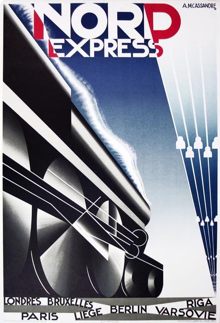 , 'Nord Express,' 1980, ArtWise