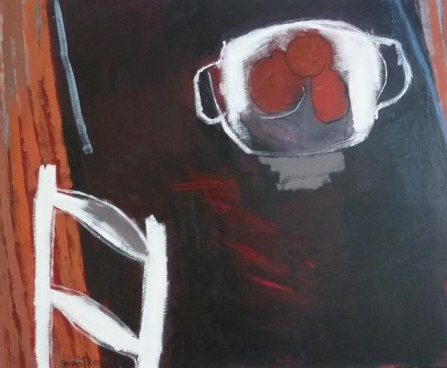, 'La Table Moiré,' 2009, Susan Eley Fine Art