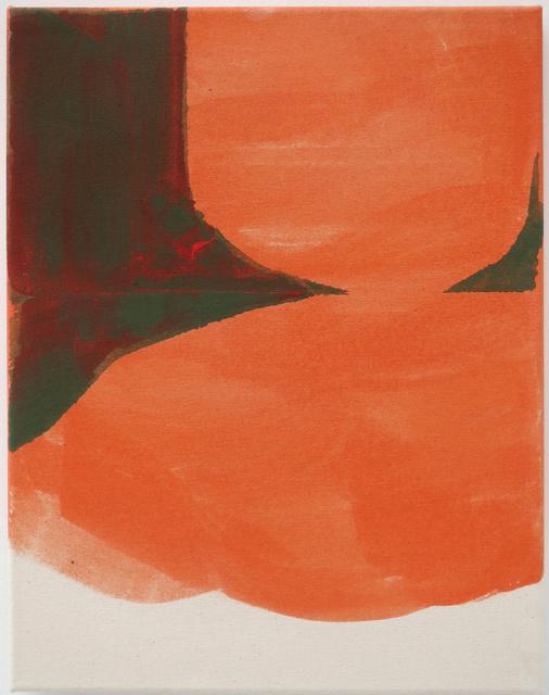 , 'october,' 2016, Galerie Guido W. Baudach