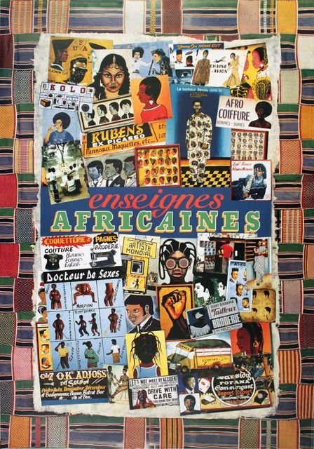 , 'Enseignes Africaines,' , ArtWise