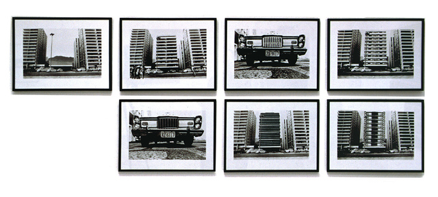 , 'Galaxie building (about mobility),' 1975-2002, Galeria Nara Roesler