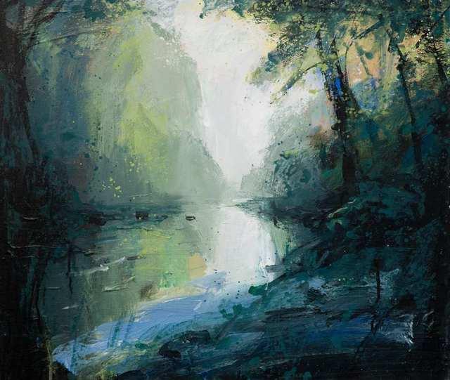 Robert Newton, 'The Quarry', 2018, Lime Tree Gallery