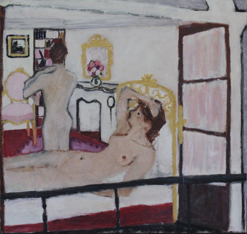 , 'Paris Apartment,' 2013, The Lionheart Gallery