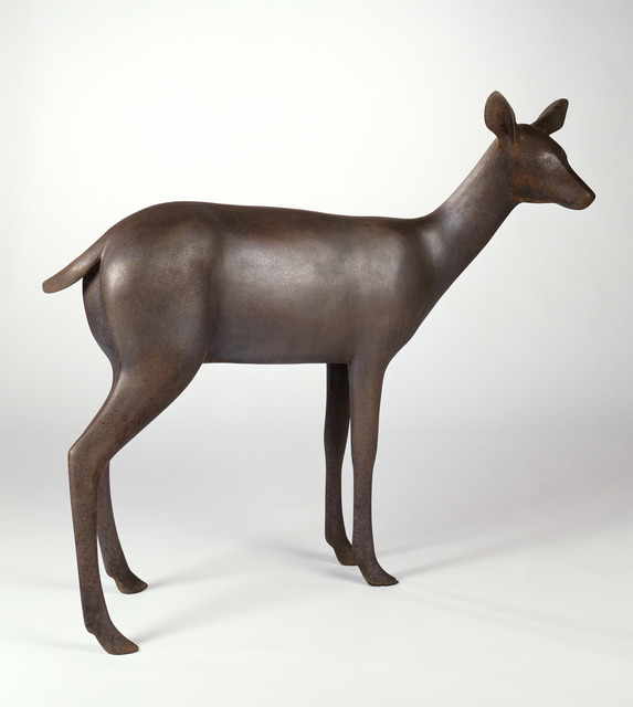 , 'Deer 5 5/6,' , Gail Severn Gallery