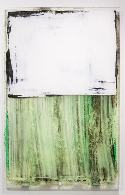 , 'Transferences GRANDE BLANC,' 2015, JanKossen Contemporary