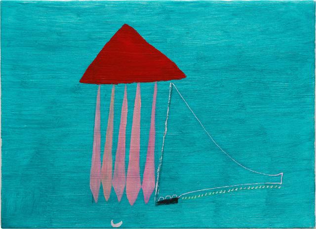 , 'stars and moon,' 2012, Tomio Koyama Gallery