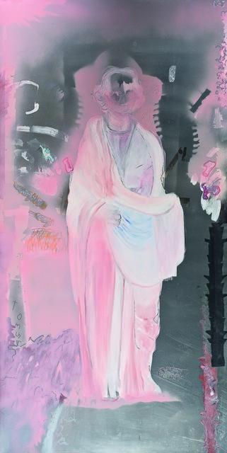 , 'Goddess Kybele,' 1994, Elgiz Museum