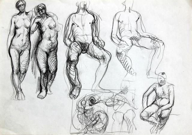 , 'Nudes,' 1970-2000, Gallery Katarzyna Napiorkowska | Warsaw & Brussels