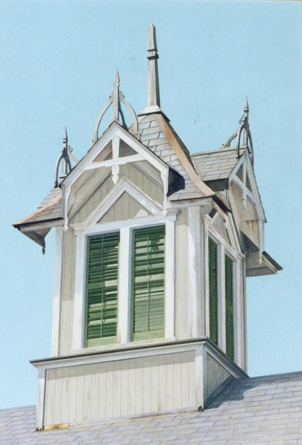 , 'No. 25, Carpenter Gothic, Davenport, NY,' 1997, Carrie Haddad Gallery