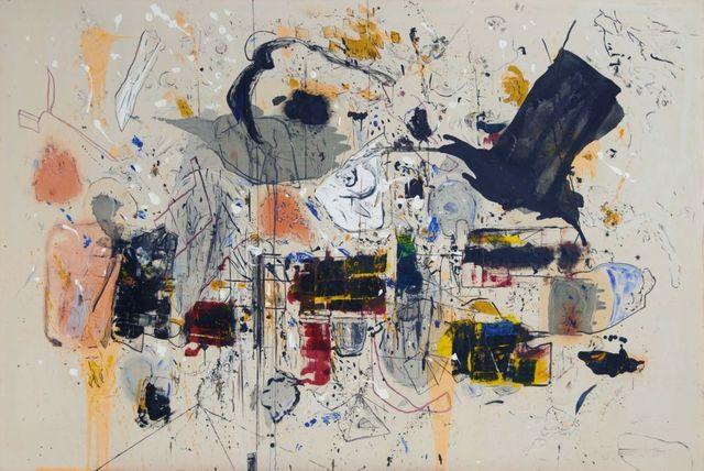 Marcelo Legrand, 'Sivori 6, la mano y galera', Painting, Acrilico sobre tela, Galeria Sur