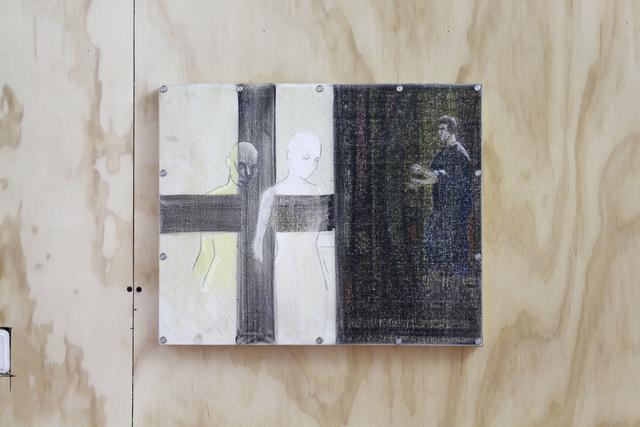 , 'Watching Her Follow Herself,' 2015, Downs & Ross