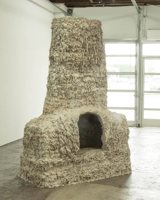, 'Chimney Sculpture 1,' 2015-2016, Wilding Cran Gallery