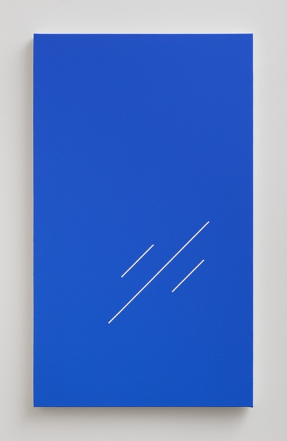 , 'BCUASEE THE SKY IS BULE,' 2013, Clifton Benevento