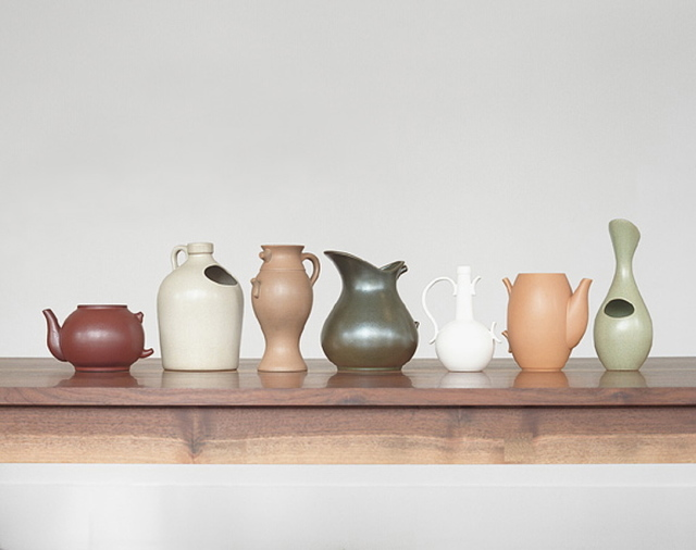 Roy McMakin, 'Vases about Language and Redemption', 2013, Quint Gallery
