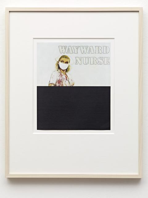 , 'Wayward Nurse,' 2012, Galerie Christian Lethert