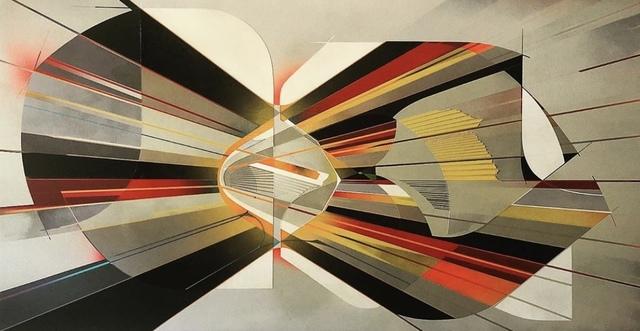 Alex Couwenberg, 'Elektrajet', 2019, Melissa Morgan Fine Art