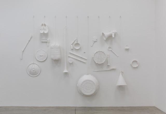 , '(Un)heard inventory,' 2017, Instituto de Visión