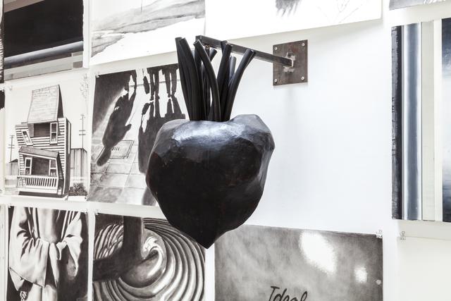 , 'Organ,' 1996, DAS ESSZIMMER