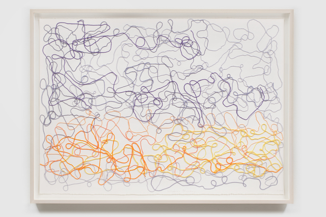 Spencer Finch: The Brain is deeper than the sea | James Cohan | Artsy