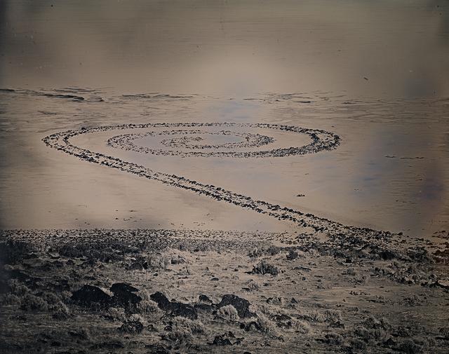 Binh Danh, 'Spiral Jetty, Utah (#5)', 2017, Lisa Sette Gallery