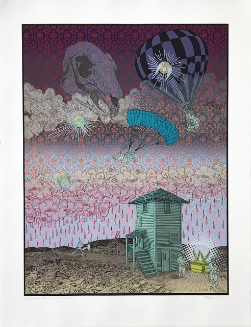 , 'Universal Spectrum of Ignorance,' 2017, Dab Art
