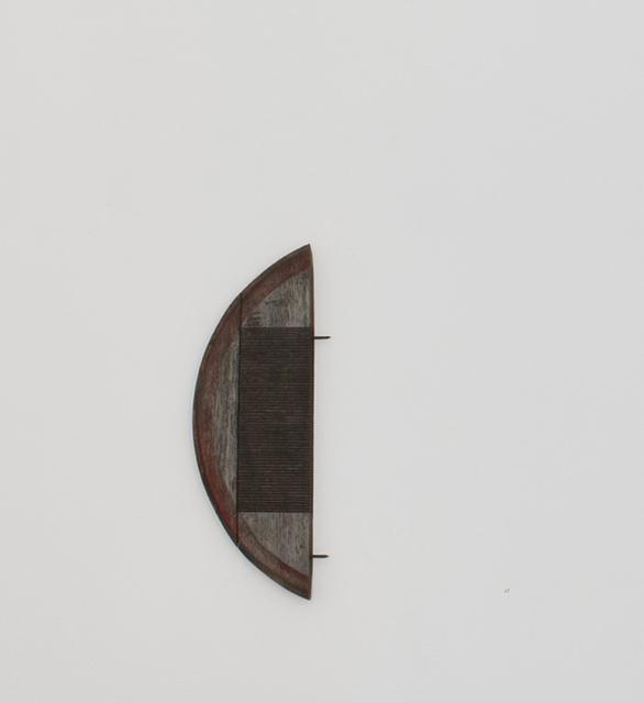 , 'Voewood,' 2008, Galerie Michael Sturm
