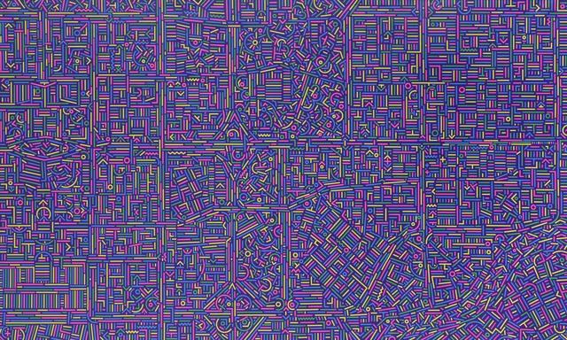 , 'City DNA - Shenzhen,' 2016, de Sarthe Gallery