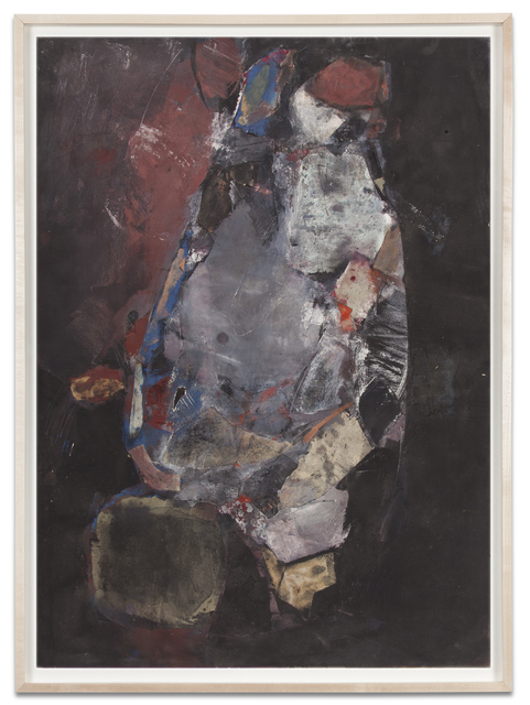 , 'Untitled (Drawing on Paper 30),' 1958, Kohn Gallery