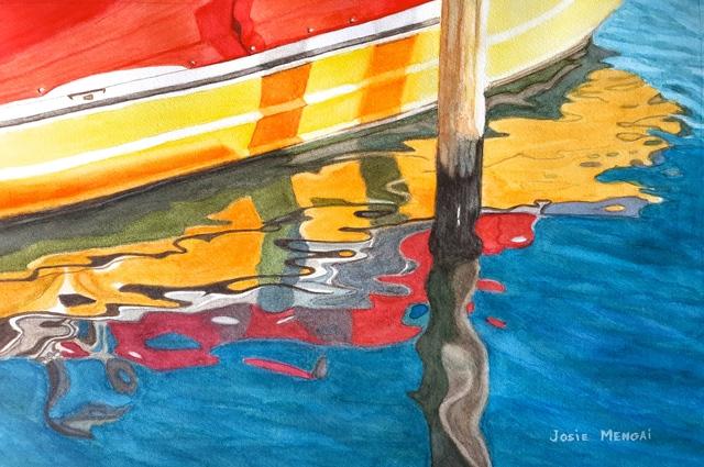 Josie Mengai, 'Reflections  - VI', 2019, Ligia Testa Espaço de Arte