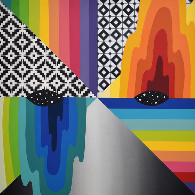 , 'X Mask 19 (II),' 2019, Mirus Gallery