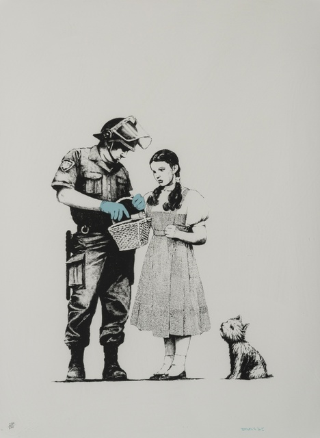 Banksy, 'Stop and Search', 2011, Forum Auctions